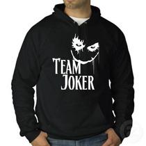 Blusa Joker (coringa) Moletom Canguru - Promoção !!!