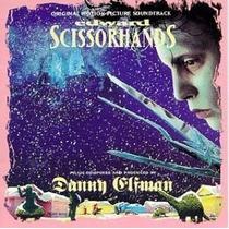 Cd - Edward Scissorhands Trilha Sonora Original 1990 Eua