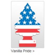 Aromatizante Automotivo Little Trees Vanilla Pride