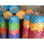 Bolinhas De Piscina 500 Unidades Diretamente Da Fabrica