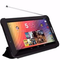 Tablet Genesis Gt-7326 Celular 2 Chips/tv/gps/3g/wi-fi+capa