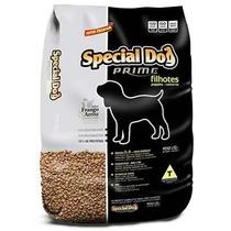 Ração Para Filhotes Special Dog Prime 25kg - Super Premium