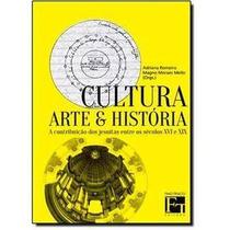 Livro Cultura, Arte E História, Editora Fino Traco