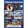 Convite Aniversario Gibi História Em Quadrinhos - 15 Unid