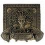 Placa Cerridwen Altar Wicca Estatueta Resina