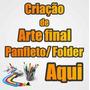 Criação Arte Profissional Cartão De Visita Panfleto Banner