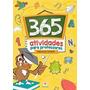 Livro 365 Atividades Professores Educação Infantil Brinde