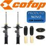 Kit 2 Amortecedor Dianteiro Citroen C3 Cofap - Novo + Kits