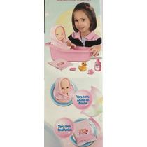 Brinquedo Baby Luni Banho Divertoys