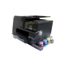 Officejet Pro 8610 C/ Bulk Ink De 6 Litros De Tinta Corante