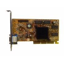 Placa De Video Agp Geforce 2 Mx400 S64mb