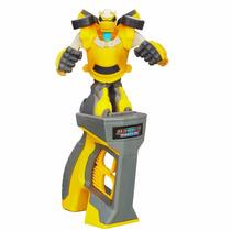 Brinquedo Battlemasters Bumblebee Transforme Autobots Hasbro