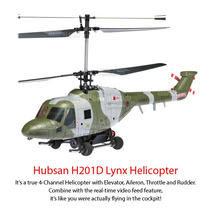 Hubsan H201d Lynx Co-axial Helicopter