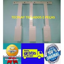 Tecla Teclado Technics Kn500 Jogo3 Teclas Ré+fá+lá Novo