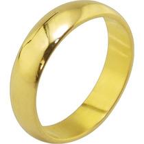 Nelcy Joias Ecia Par De Aliança Em Ouro Amarelo