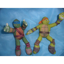 2 Tartarugas Ninjas