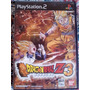 Dragon Ball Z : Budokai 3 Original Japonês Playstation 2 Ps2
