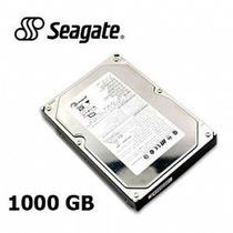 Hdd Seagate 1tera Sata 7200 Rpm 64mb Cache + Nf - Novo