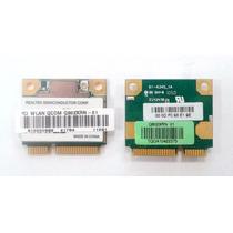 Placa Wireless Realtek Q802xrn-01 Para Net E Notebook