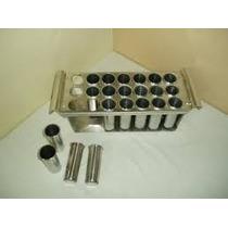 Forma Para Picole Em Alumínio- 21 Sorvetes