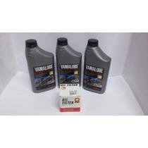 Kit Troca Oleo/filtro Yamaha Xt 660 Mt03 Yamalube 20w50