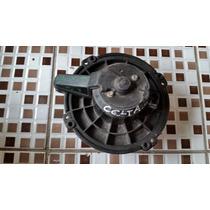Ventilador Ar Forçado Gm Celta / Corsa 02 C/ Quebrado