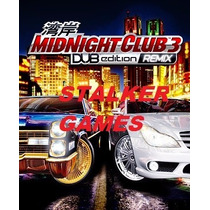 Patch Midnight Club 3 Dub Edition Remix Ps2 / Play 2