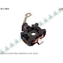 Porta Escova Motor Partida Ford Countour 4 6 Cil 95/97