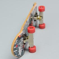 2 Skate Dedo Profissional Fingerboard Kit Reparo Brinquedo