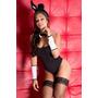 Fantasia Coelhinha Da Playboy - Frete Grátis