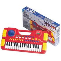 Piano Teclado Infantil - My Music Center - Promoção