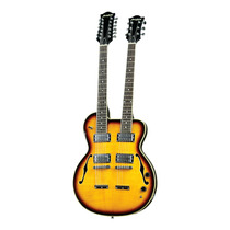 Guitarra Strinberg Double Neck Clg 100