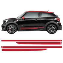 Kit Adesivo Lateral Mini Cooper 2013 A 2016 Mod Paceman