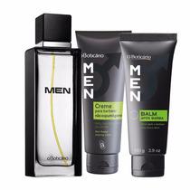 O Boticário Kit Men Produtos Masculinos 4 Itens Frete Grátis