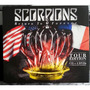 Cd + 2 Dvds Scorpions Return To Forever Tour Edition (dig)