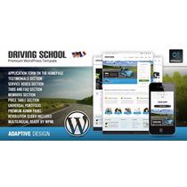Tema Site Wordpress Para Auto Escola