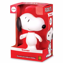Boneco Da Grow Peanuts Charlie Brown Cachorro Snoopy 15 Cm
