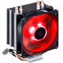 Cooler Processador Amd / Intel Pcyes Zero K Z2 92mm Vermelho
