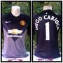 Camisa De Goleiro Manchester United-inglaterra