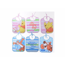 Kit Com 3 Babadores Disney Baby Muito Barato