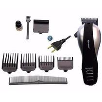 Barbeador E Aparador Maquina De Cortar Cabelo