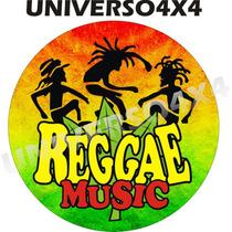 Capa Estepe Ecosport, Aircros, Crossfox, Música, Reggae, M-1