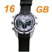 Relógio Espião Visão Noturna W5000 Hd 1080p Frete Grátis!!!