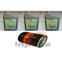 Kit 3 Litros Oleo 5w30 Sintetico Filtro Oleo Fire Uno Palio