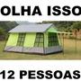 Barraca De Camping Amazon 12 Pessoas Lançamento 2015