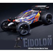 Automodelo Hsp Buggy Eidolon 1/18 2.4ghz Carro Rc 94805