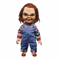 Good Guy Chucky C/ Som - Brinquedo Assassino - Mezco 38 Cm
