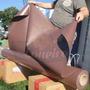 Lona Marrom De Pvc Tatame 15x1,57 M Ringue Academia Proteção