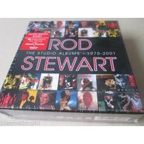 Rod Stewart - The Studio Albums - 1975-2001 - 14 Cds Box Set