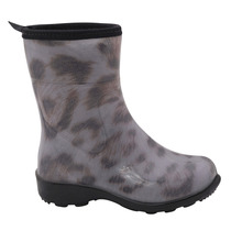 Bota Galocha Baby Leopardo 990170